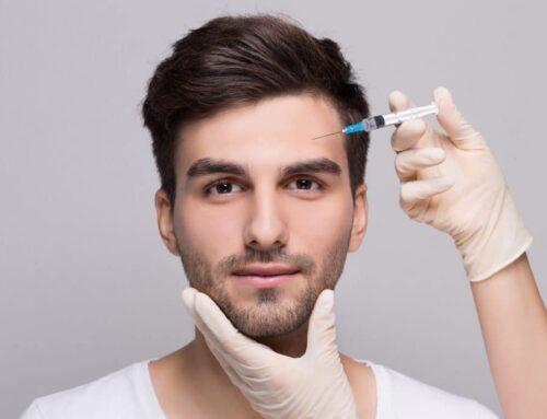 Botox & Fillers For Men